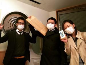 手洗い選択隊1